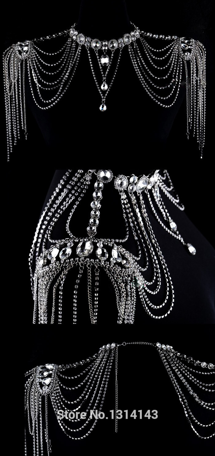 11495-46b30b16f88d898a20905d4d1850d371 Luxurious Bridal Shoulder Chain Necklace With Crystals