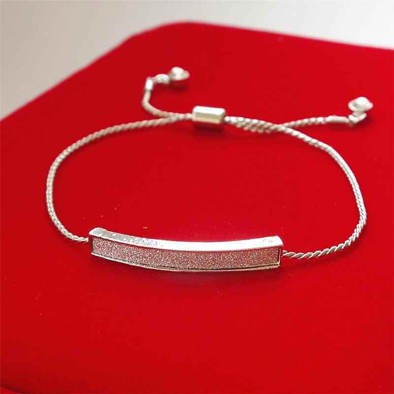 11515-50cea52b799826e9e5b22d53c4953b94 Unique Micro Paved 18K Gold/Silver Plated Chain Bracelet Jewelry