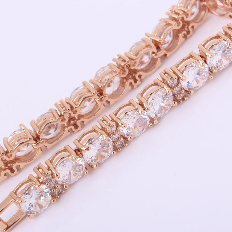 11516-2d729ad30f2462ef767c30bd1c26cdfb Stunning Crystal Chain Tennis Bracelet Jewelry For Women