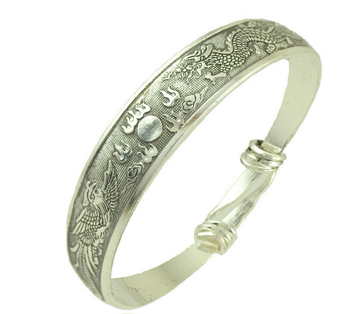 11521-7bf5a37d306db2d6c884313fdd4f2433 Retro Silver Plated Cuff Bangles Jewelry In Various Designs