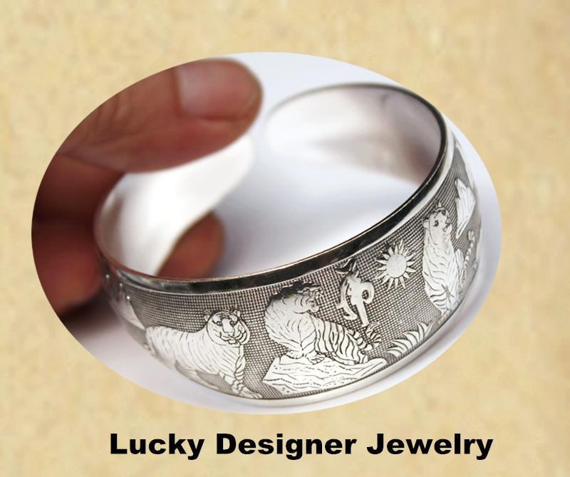 11521-fc8faddb4cf2cc4ea41a46428373eb6c Retro Silver Plated Cuff Bangles Jewelry In Various Designs