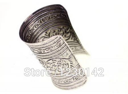 11526-442cb6cfd92331e7bbd2a7318e0b6549 Extra Wide Warrior Princess Cuff Armband Bangle Bracelet Jewelry