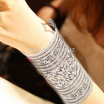 Extra Wide Warrior Princess Cuff Armband Bangle Bracelet Jewelry