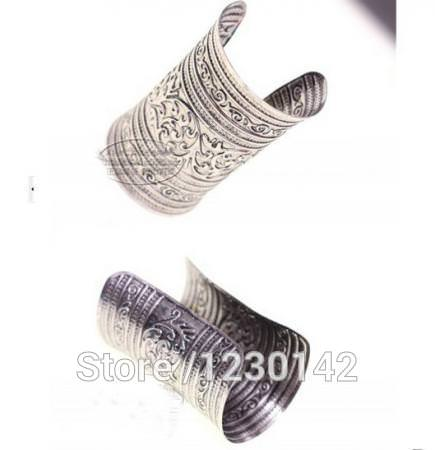 11526-c3294dbd1b2640f9b832d732e846b9e7 Extra Wide Warrior Princess Cuff Armband Bangle Bracelet Jewelry
