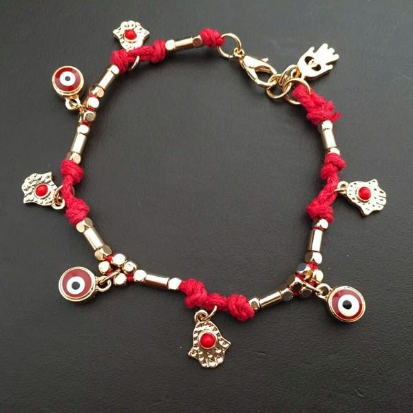 11532-af882e2e2dd2e29e99858f1949d14bff Ancient Hamsa And Big Eye Charm Bracelet Jewelry