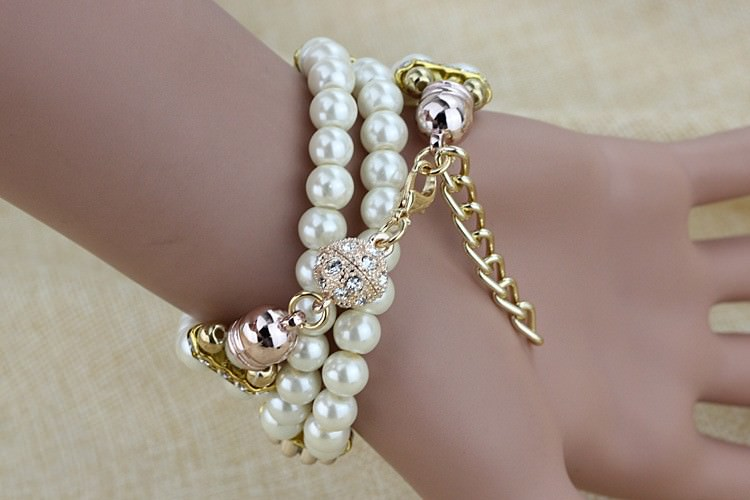 11542-58407f2939dea1d6d2289d20623aef8b Ornate Watch Bracelet Jewelry With Pearls And Cubic Zirconia
