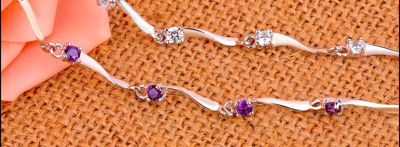 11546-6c0f9700d87f10b6311c45da2f2eefab Simple Elegant Crystal Bracelet Jewelry For Women