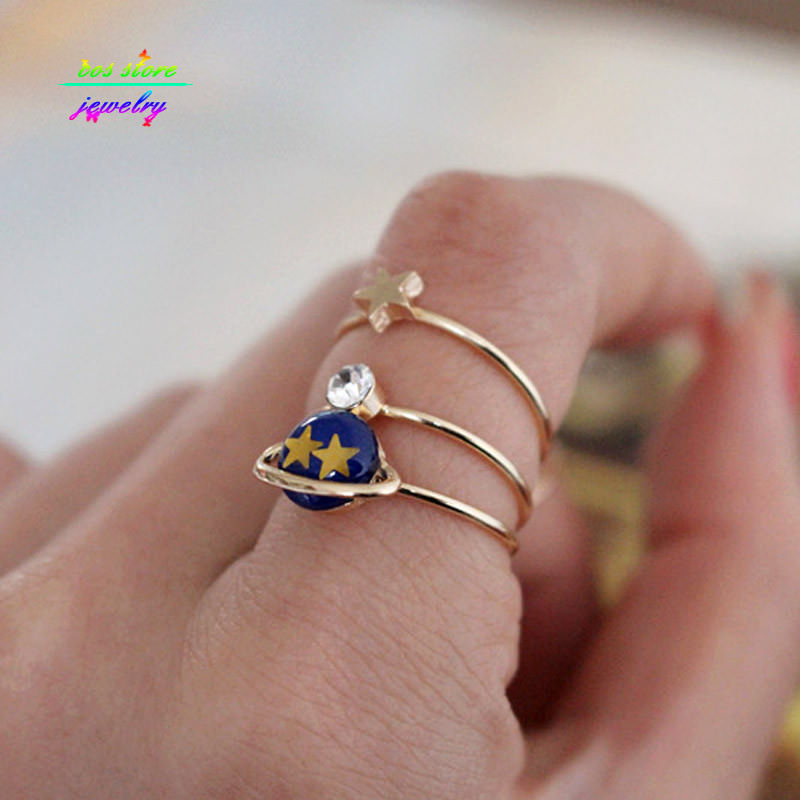 11560-0c8d1f44b07263fc6ab56a26c2ef8bd3 Japanese Style Universe Fake Earring Jewelry Set