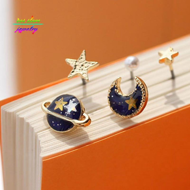 11560-2fb19937e57604a45b00426ea8e056e2 Japanese Style Universe Fake Earring Jewelry Set