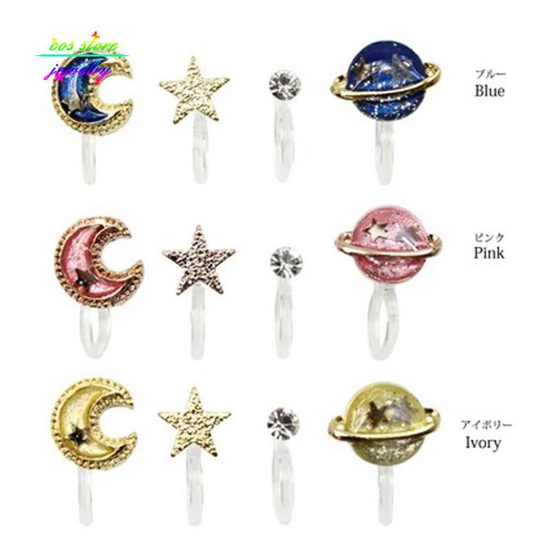 11560-4c79b321fbad3fe2dd1f2fd43dd7e2af Japanese Style Universe Fake Earring Jewelry Set