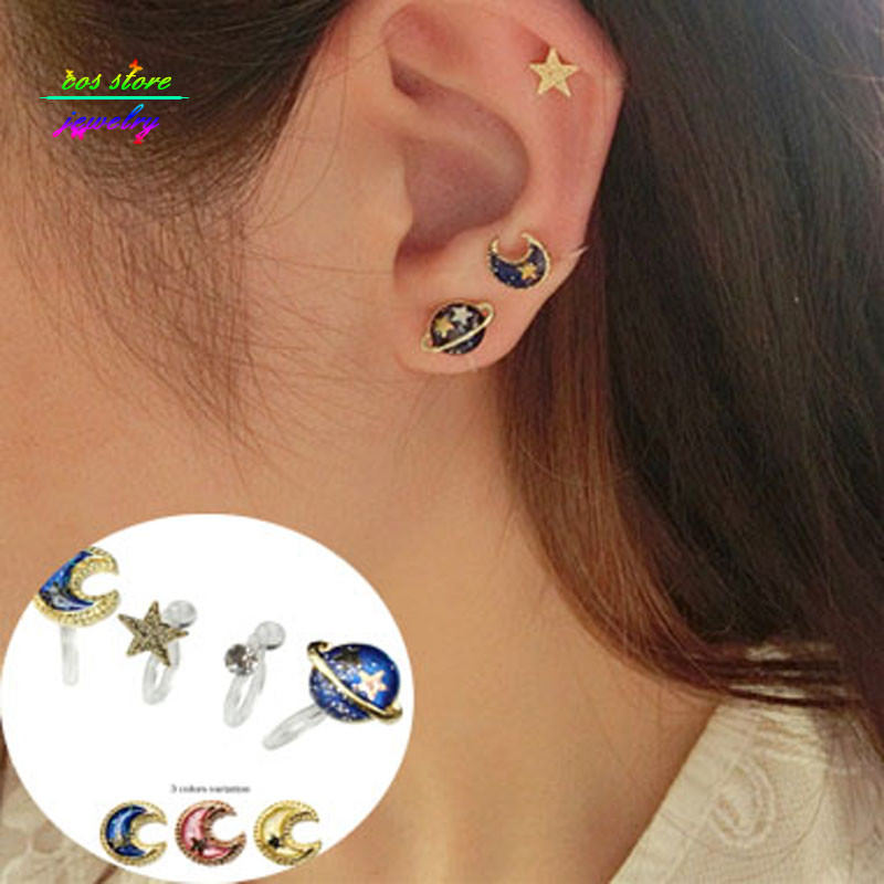 11560-c550b2c380d72316155136158d824914 Japanese Style Universe Fake Earring Jewelry Set
