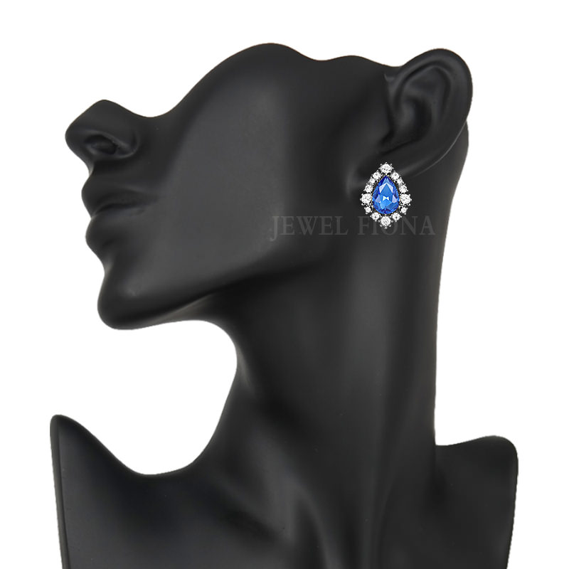 11567-c2a7767794c6536acb0af21630480ec2 Classic Crystal Push Back Party Earring Jewelry For Women