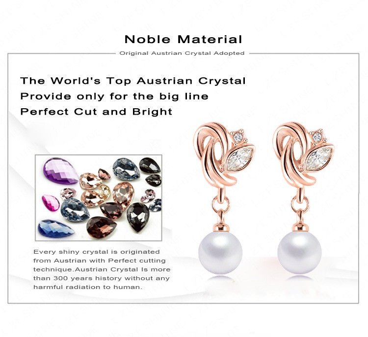 11570-a4fdea8b8701389f7a41868e29beae55 LZESHINE Pearl Drop Austrian Crystal Flower Earring Jewelry