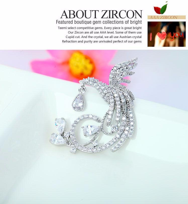 11571-04e4997f377ac6a03b54e0940d7a550a Teemi Gemmed Mystical Bird Push Back Earring Jewelry