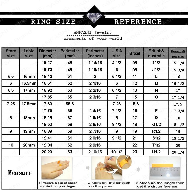 11572-5a25248051ba96936124bb478763a21e ANFASNI Lever Back AAA Zircon Geometric Earring Jewelry For Women