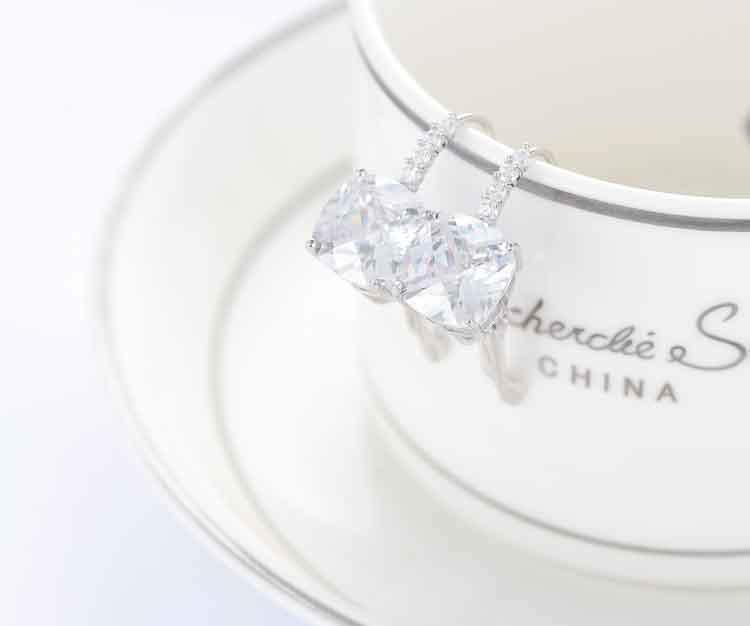 11572-5c8430243b370d7ee65bb6924d7f7aac ANFASNI Lever Back AAA Zircon Geometric Earring Jewelry For Women