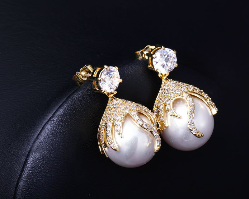11581-228ce7ad81ce649265f197ee6eb3d777 Pearl Drop Earring Jewelry In Gold Or Silver