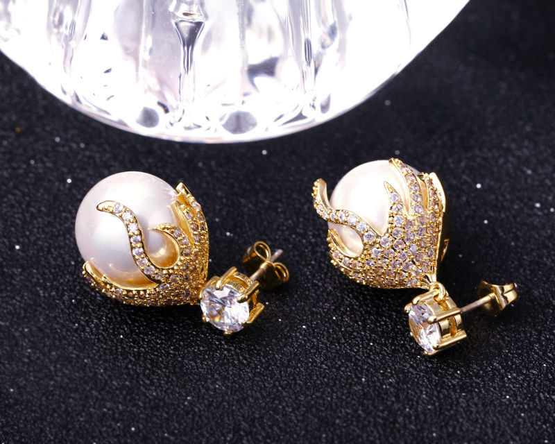 11581-364f9dd19e0ad3861f9110403994b282 DC 1989 Pearl Drop Earring Jewelry In Gold Or Silver