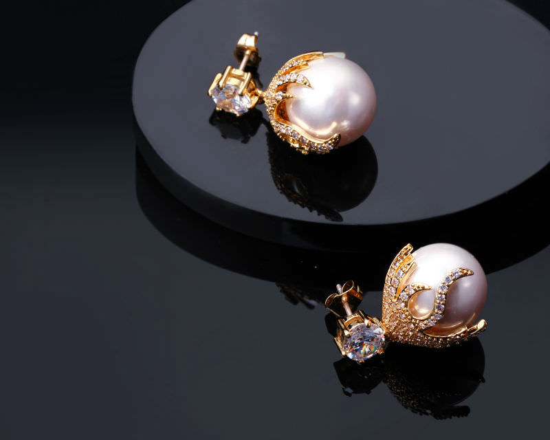 11581-38444039ee33cdc0e244c8edeb32f7d1 DC 1989 Pearl Drop Earring Jewelry In Gold Or Silver