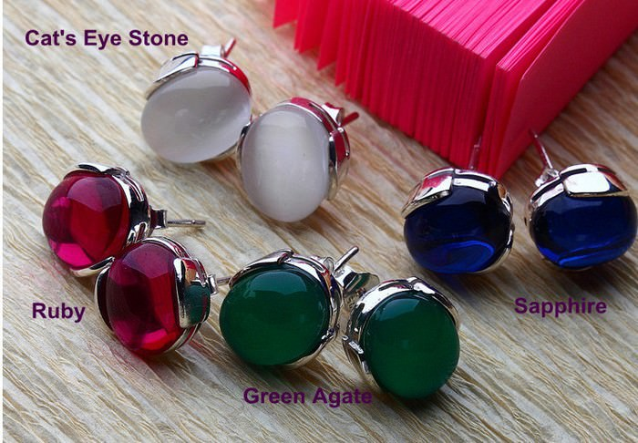11583-5121c035bb34ace3610d6bb7869927cc Luxurious Semi-Precious Stone Earring Jewelry For Women
