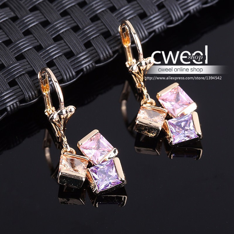 11596-13f8f684f7381b09728af10a2013691b Crystal Lever Back Dangling Earring Jewelry