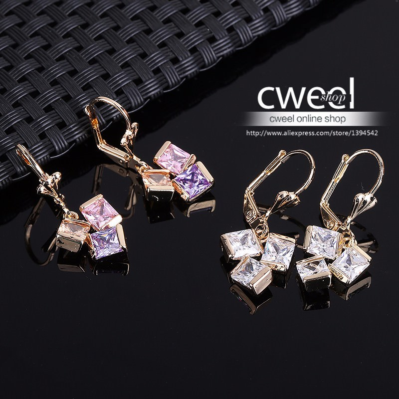 11596-a57f8b3720c2cc666c5330e9053a01f4 Crystal Lever Back Dangling Earring Jewelry
