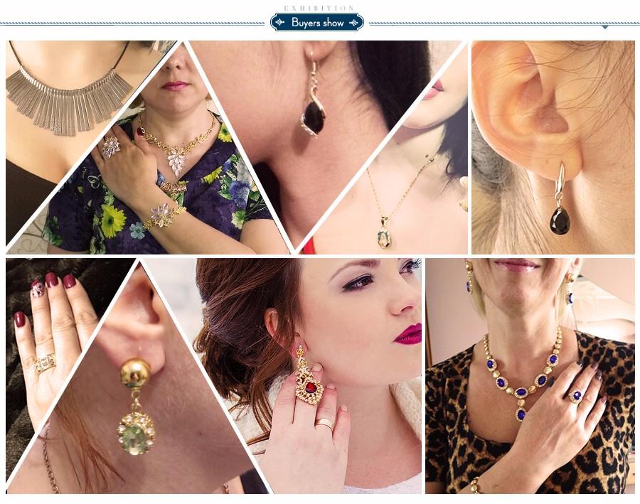 11596-e596b10c787a902b5222dfe2ce646291 Cweel Crystal Lever Back Dangling Earring Jewelry