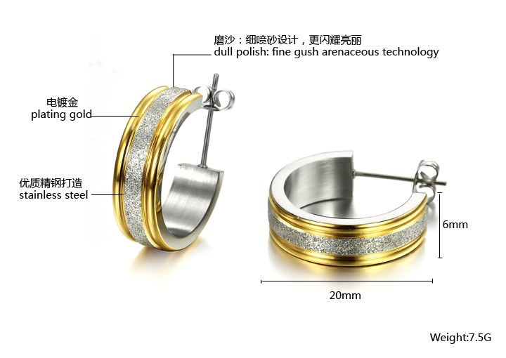 11606-8346f952c52ad4be2a6c17f41929fc33 New 2016 Sophisticated Push Back Ring Earring Jewelry