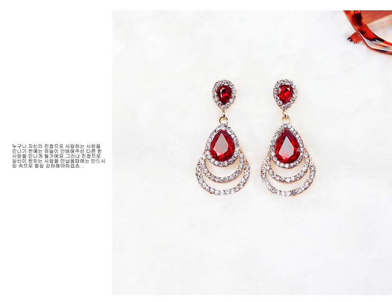 11608-3d3f9e218a15dfb53d7428a1bfc19762 Timeless Crystal Drop Earring Jewelry For Women