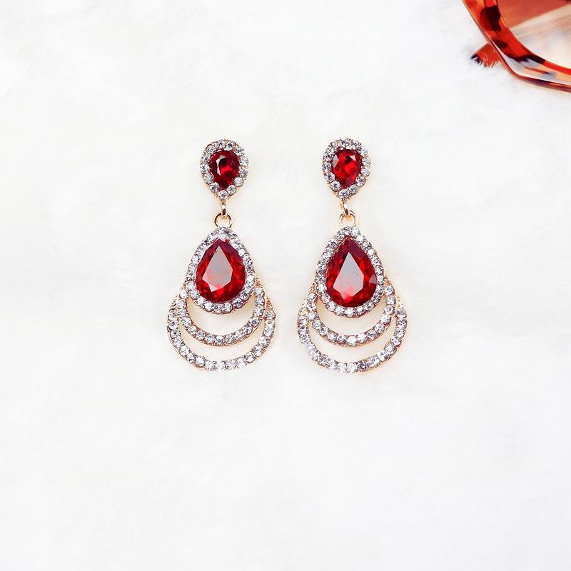 11608-be5dbc312b40d1a117b51f0833a9a4f8 Timeless Crystal Drop Earring Jewelry For Women
