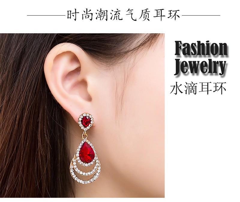 11608-e0e2ac826da0ae2efa6d1d1d4a17205a Timeless Crystal Drop Earring Jewelry For Women