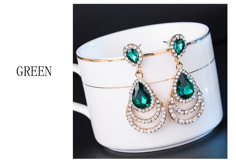 11608-eba12e981dcd7c79078e7b95ef53d9ad Timeless Crystal Drop Earring Jewelry For Women