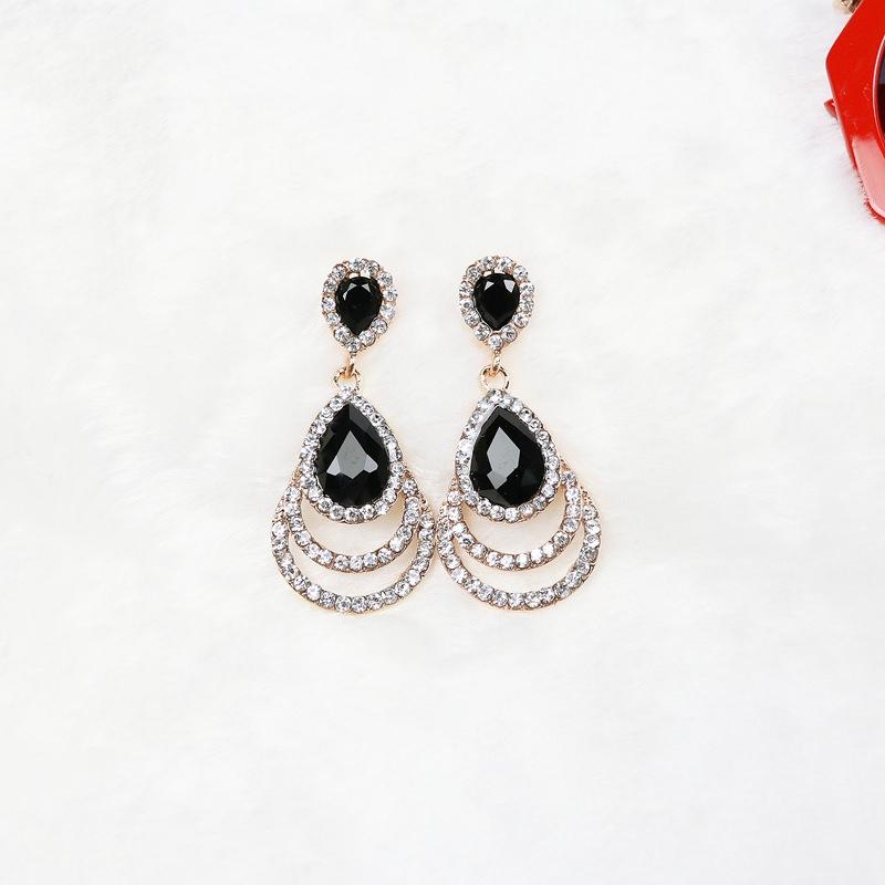 11608-fb3c8265f78b2f48d19c82629ad5c8d3 Timeless Crystal Drop Earring Jewelry For Women