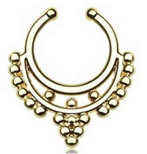 11646-400c3f6fb11f7c74443d866d9611cff5 Hot Sale Variety Of Unique Vintage Fake Septum Jewelry For Women