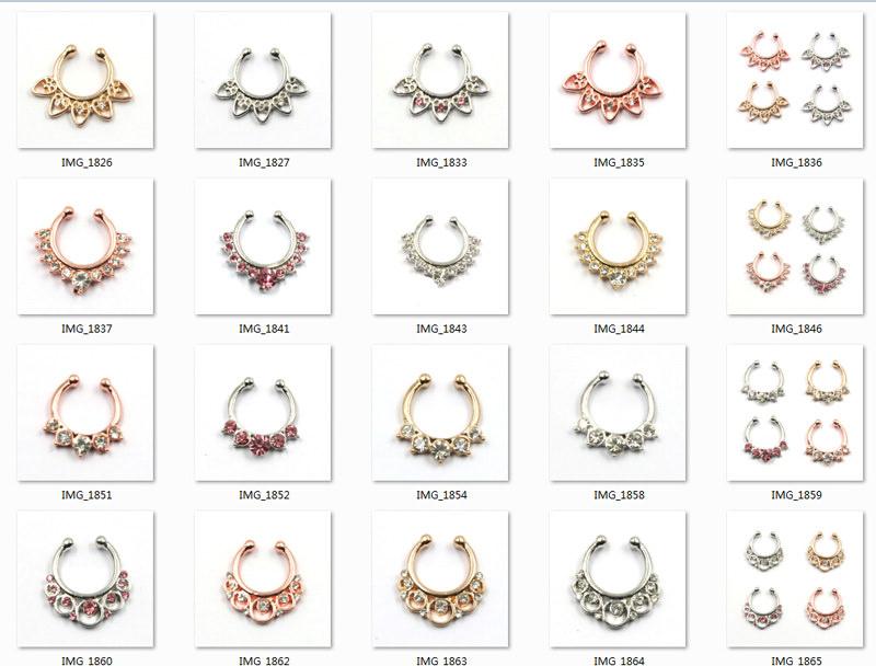 11646-74286fe4196b290c7d4e5fb43287c7f6 Hot Sale Variety Of Unique Vintage Fake Septum Jewelry For Women