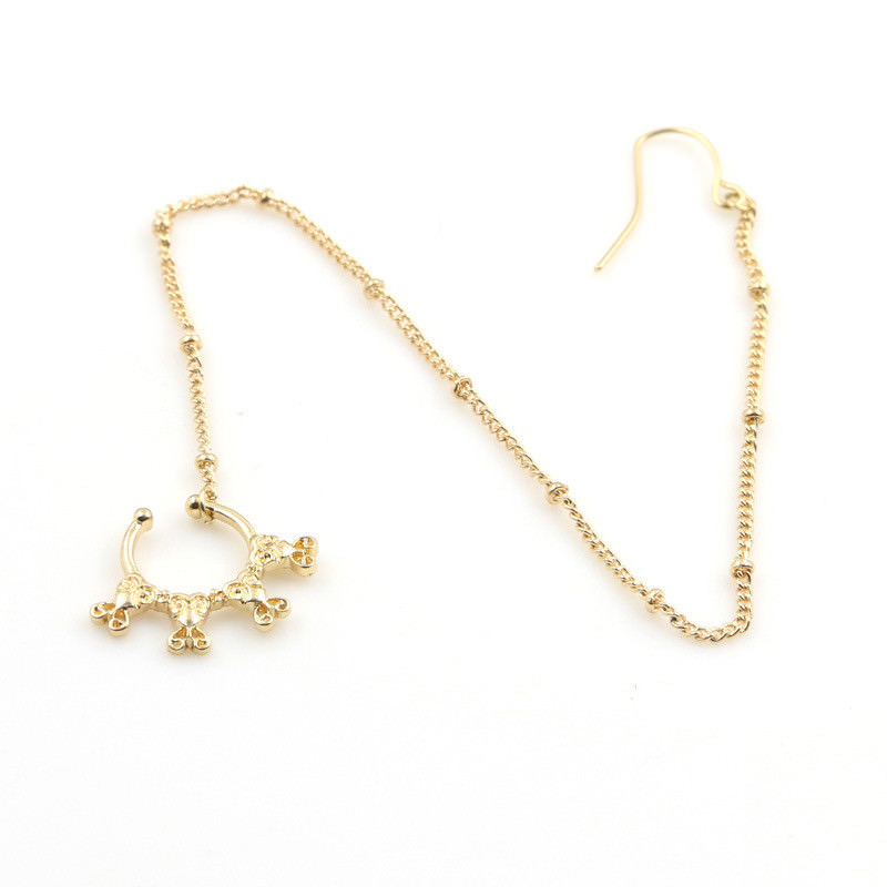 11650-dac1f33daf9cfc1411752679d03d44cc Exotic Gemmed Nose To Ear Chain With Fake Nose Ring Jewelry