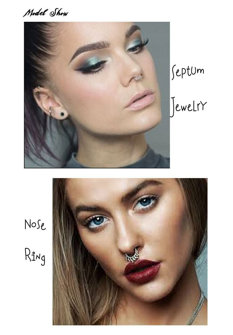 11657-fb1dfbb70147abec542832253a328b92 Elegant Crystal Clicker Nose Ring Jewelry For Septum