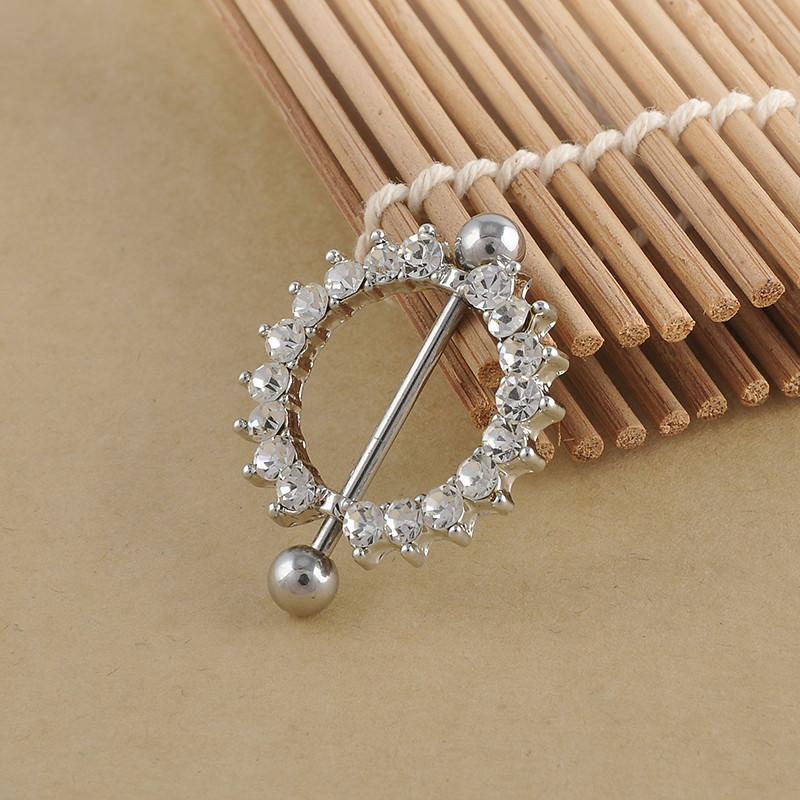 11682-deda0d8eccf506a68cab385fdf708b75 Charming Crystal Nipple Shield Body Jewelry For Nipples Or Navel