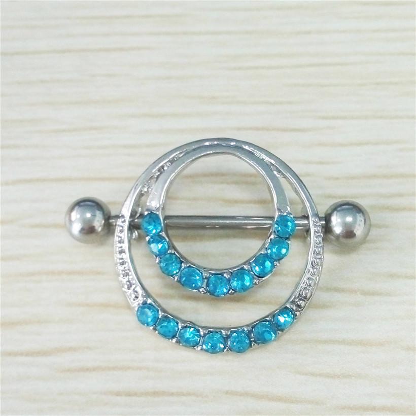 11687-452663f97bc1c455031ebe1adb78b1ac Trendy Double Ringed Nipple Shield Body Jewelry With Rhinestones