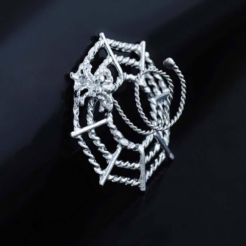 11706-ac608705f652260bf8b5f95a768bdd55 Surgical Steel Spider On Web Fake Nipple Body Piercing Jewelry