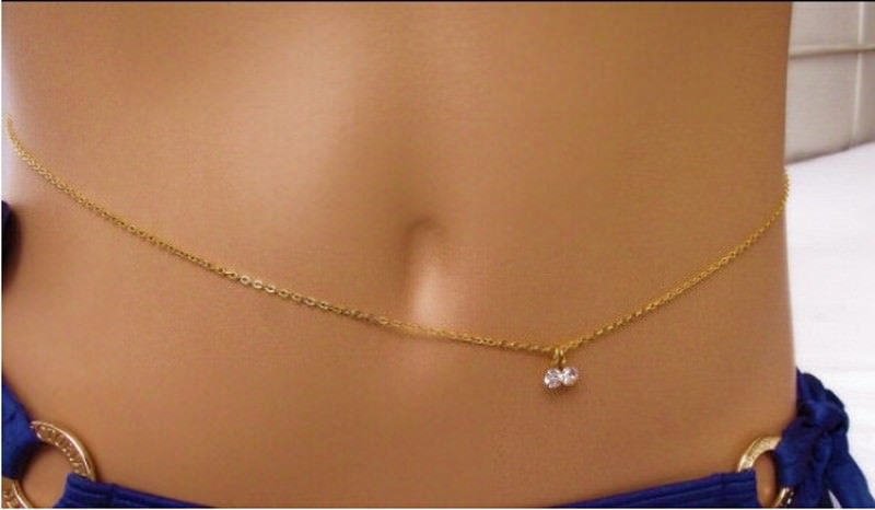1927-b683a9bc77b8b76175b9ff4efe76c073 Romantic Sexy Bikini Body Chain Jewelry With Pendant