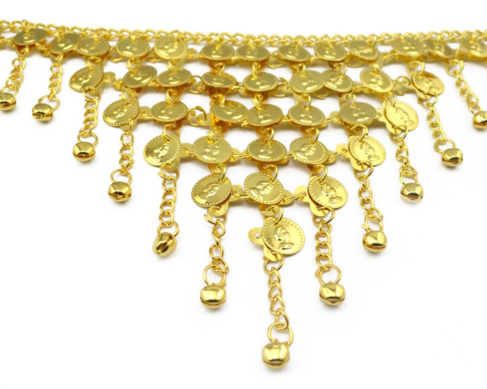 1942-54f08038152d56634dbdaefe52994908 Gypsy Gold Belly Chain Jewelry With Vintage Coins And Bell Tassels