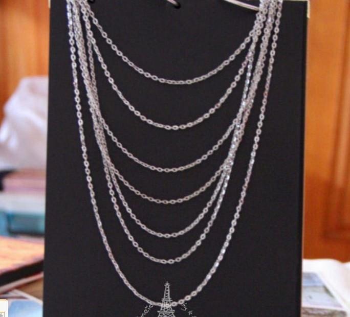 1943-98e1eb4e7df64db97e55a313c9732b6d Vintage Fashion Multi-layer Long Tassel Body Chain Necklace