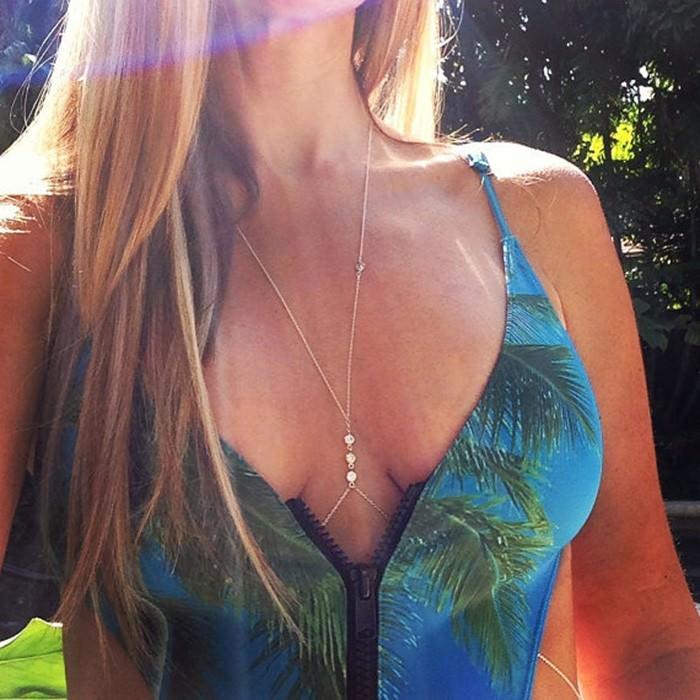 1962-4e3b23f243e61dbad0905d06956c45c5 Alluring Body Chain Jewelry With Rhinestone Crystals