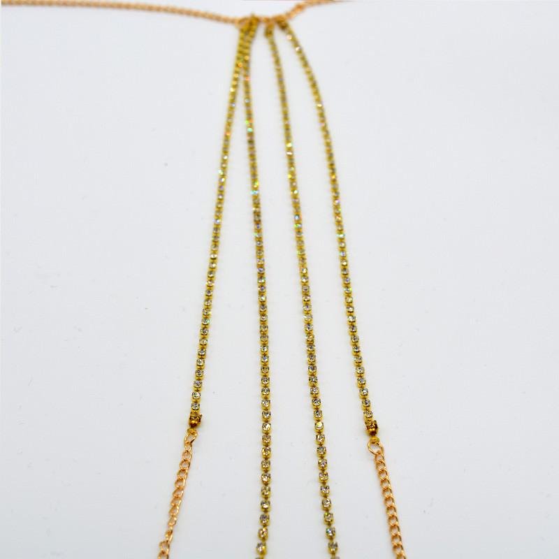 1984-ebc01908fd140d20ad5a33b521efe425 Multi-layer Rhinestone Crystal Rihanna Body Chain Necklace For Women