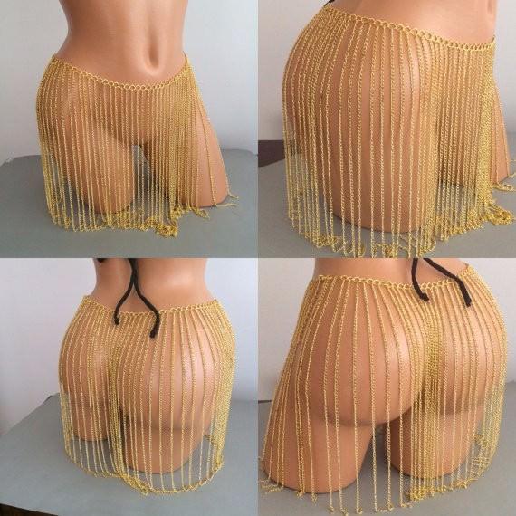 1991-87db0d749bd23d329c459b5807913e3e Sexy Gold Waist Chain Tassel Fashion Jewelry For Women