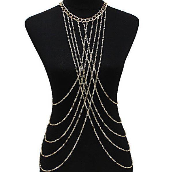 1994-9ef4d4cf607070fa51bf099f02c18330 Sexy Long Body Chain Drape Jewelry Necklace