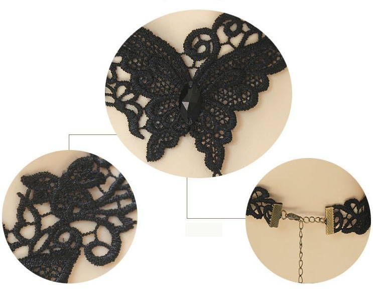 4990-236477aa12bd7a9f39984ca77a8c6b6f Vintage Victorian Style Gothic Lolita Choker Necklace In Various Designs