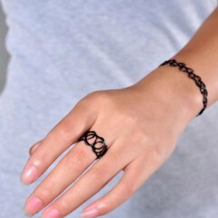 5023-a6a1758a6c5b172241f45fad5ca4cf44 Punk Gothic Stretch Tattoo Choker Necklace Jewelry
