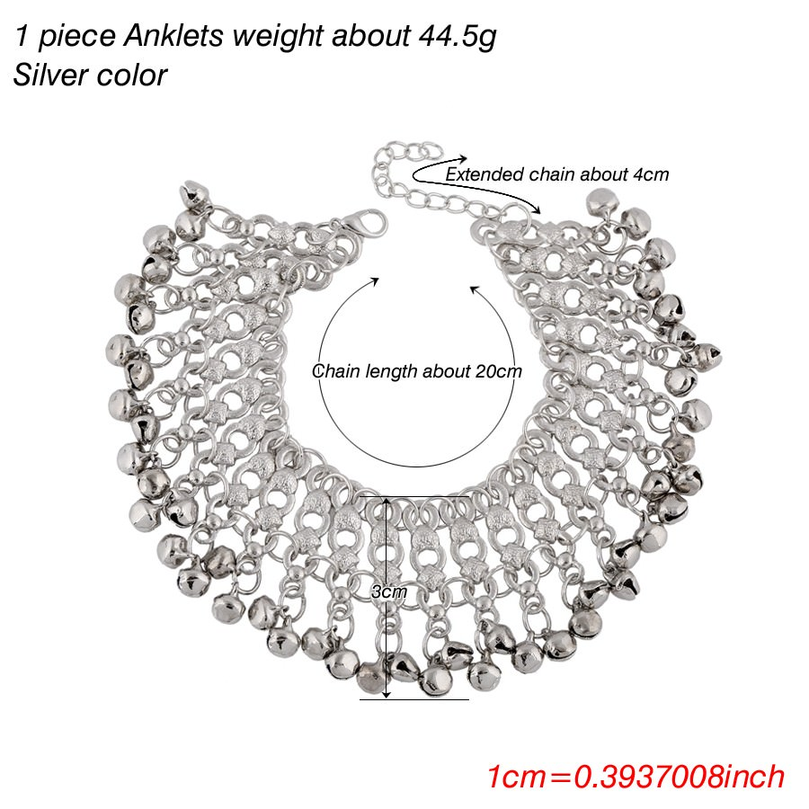 7054-a039ebd6f42704e1da113fc812e62753 Wide Bohemian Chain Anklet Jewelry With Dangling Bells
